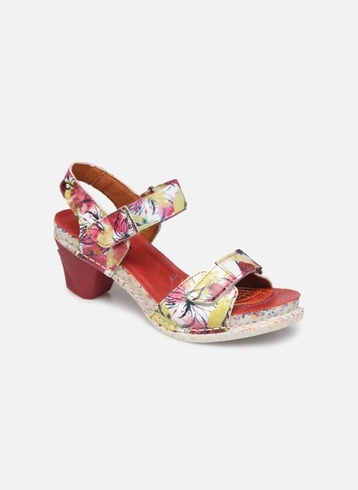Sandales et nu-pieds Art I Enjoy 1121 Multicolore vue détail/paire