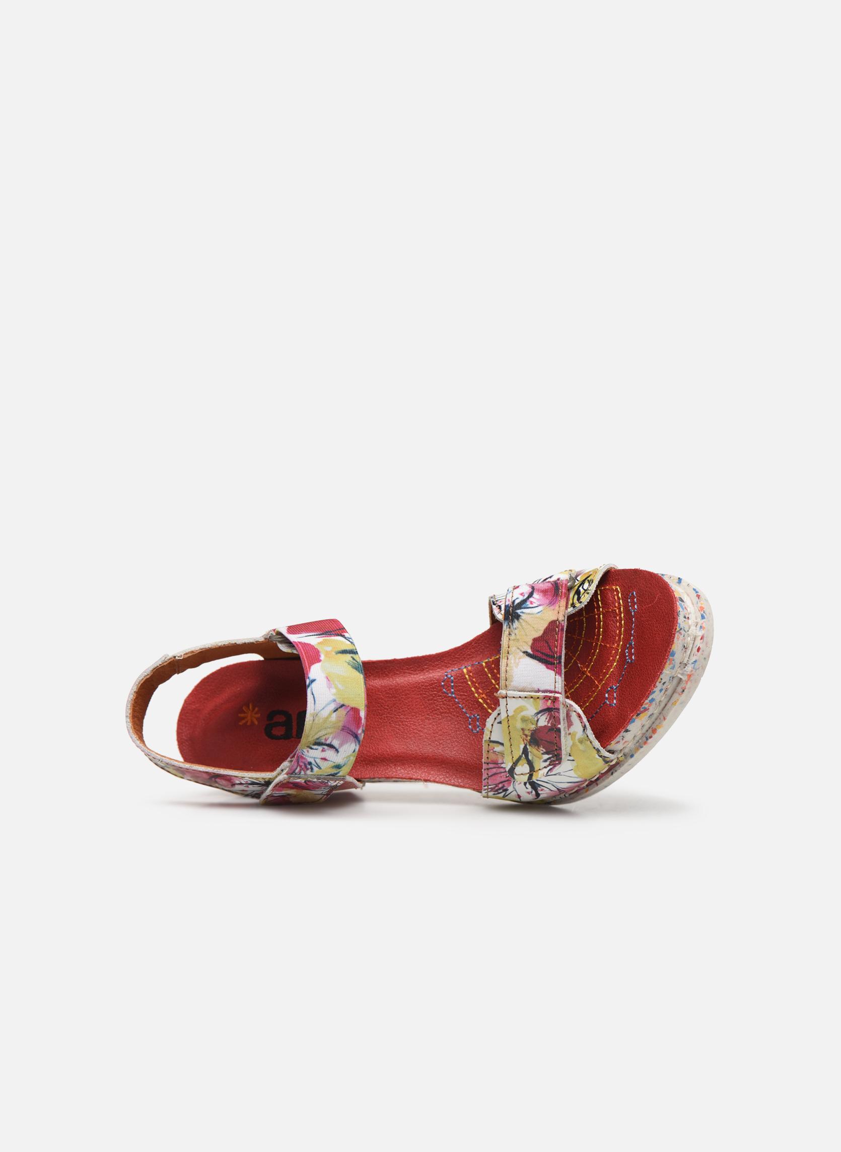 Sandales et nu-pieds Art I Enjoy 1121 Multicolore vue gauche