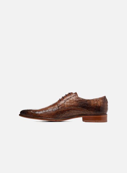 Chaussures à lacets Melvin & Hamilton Toni 11 Marron vue face