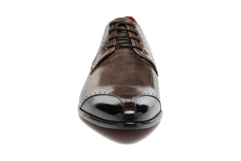 Chaussures à lacets Melvin & Hamilton Toni 9 Marron vue portées chaussures
