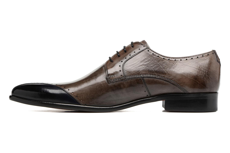 Chaussures à lacets Melvin & Hamilton Toni 9 Marron vue face