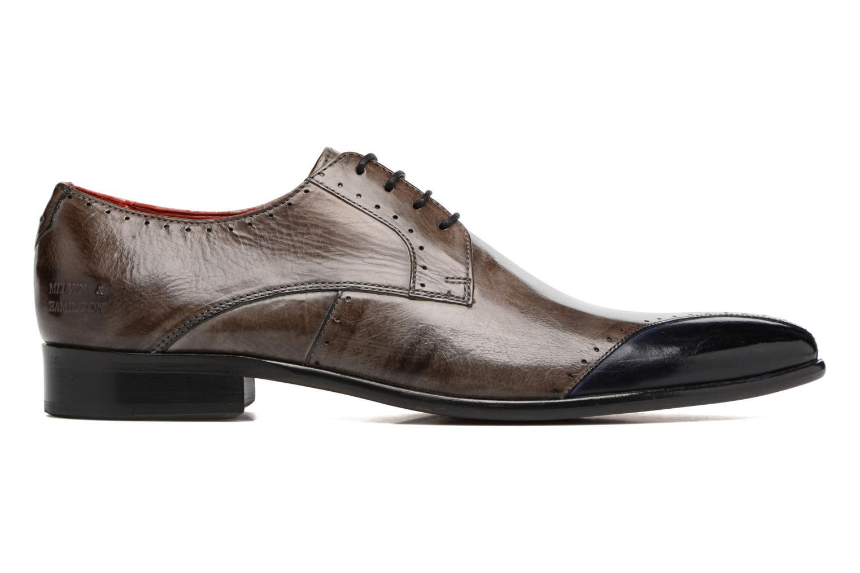 Chaussures à lacets Melvin & Hamilton Toni 9 Marron vue derrière