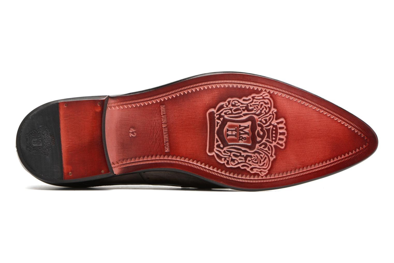 Chaussures à lacets Melvin & Hamilton Toni 9 Marron vue haut