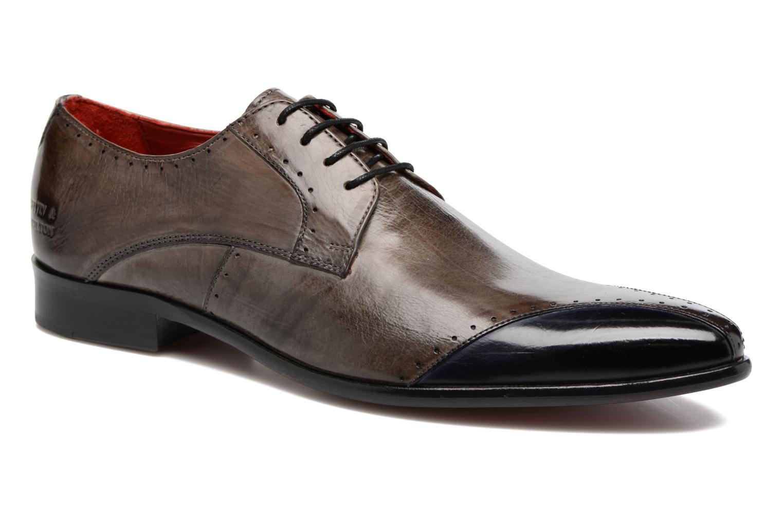 Chaussures à lacets Melvin & Hamilton Toni 9 Marron vue détail/paire