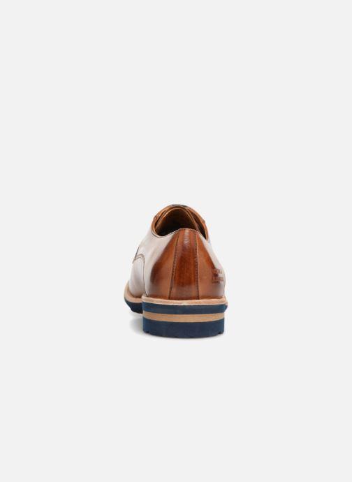 Chaussures à lacets Melvin & Hamilton Eddy 8 Marron vue droite