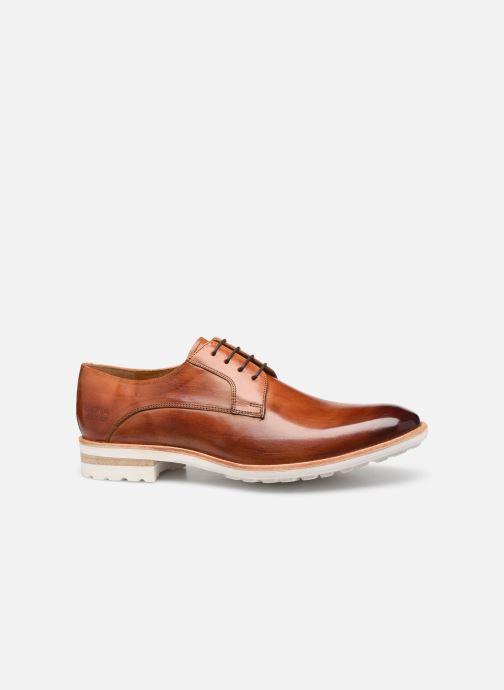 Zapatos con cordones Melvin & Hamilton Eddy 8 Marrón vistra trasera