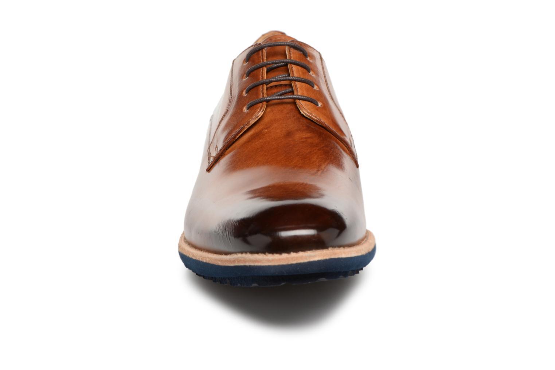 Chaussures à lacets Melvin & Hamilton Eddy 8 Marron vue portées chaussures