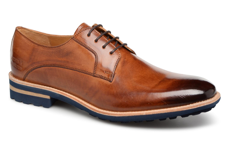Chaussures 8 Sarenza amp; Eddy À Lacets Melvin Chez marron Hamilton qPfvU1w