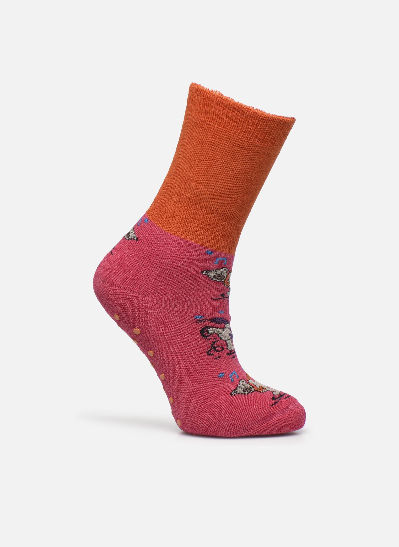 Chaussettes et collants Accessoires Chaussons-chaussettes Enfant Coton Anti-dérapants Ours