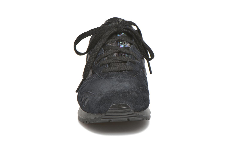 Baskets Asics Gel-Lyte III Sequin Noir vue portées chaussures