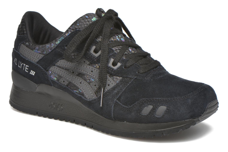 Baskets Asics Gel-Lyte III Sequin Noir vue détail/paire