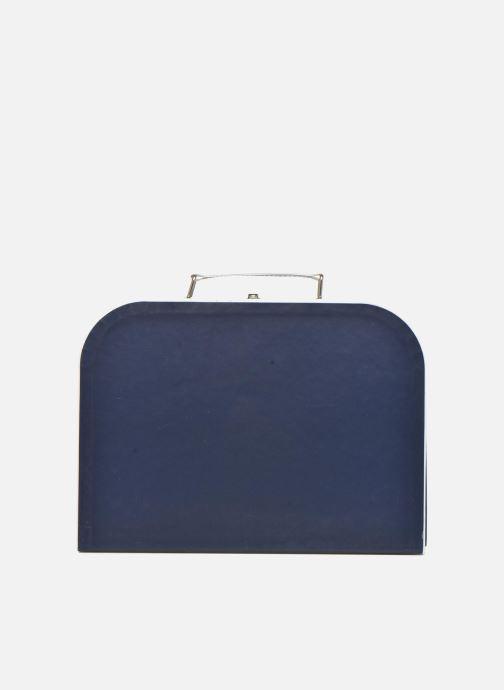 Bagages Aigle valise Marine Bleu vue face