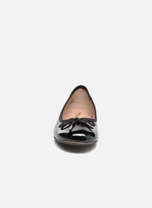 Ballerines Tamaris Aylia Noir vue portées chaussures