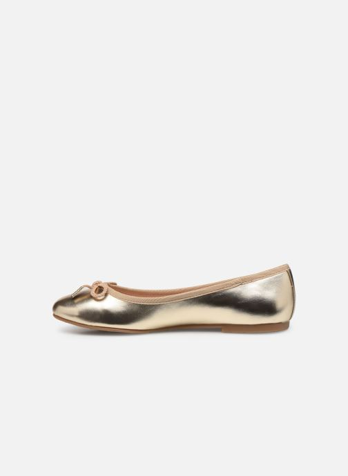Ballerina's Tamaris Aylia Goud en brons voorkant