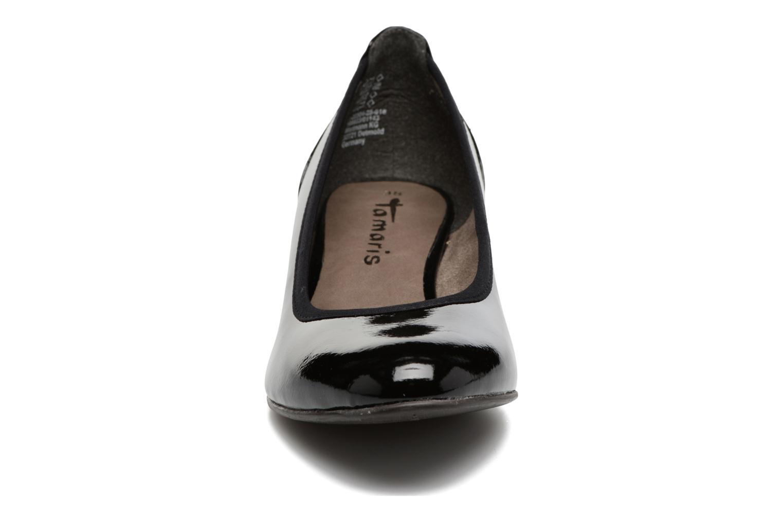 Escarpins Tamaris Eglantine Noir vue portées chaussures