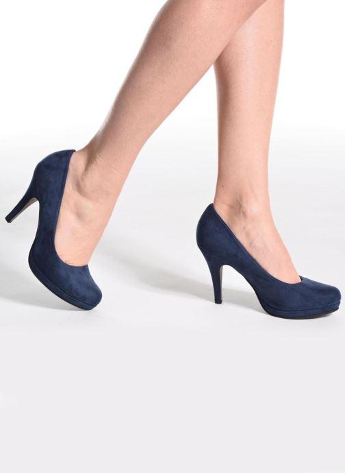 Zapatos de tacón Tamaris Freesia Negro vista de abajo