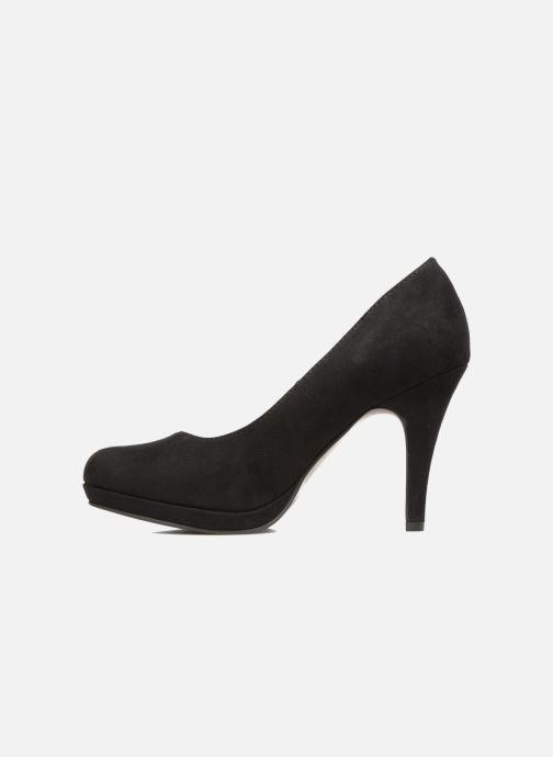 Zapatos de tacón Tamaris Freesia Negro vista de frente