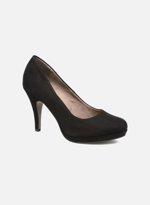 Pumps Tamaris Freesia Zwart detail