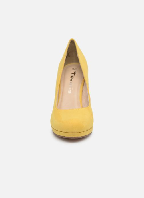 High heels Tamaris Freesia Yellow model view