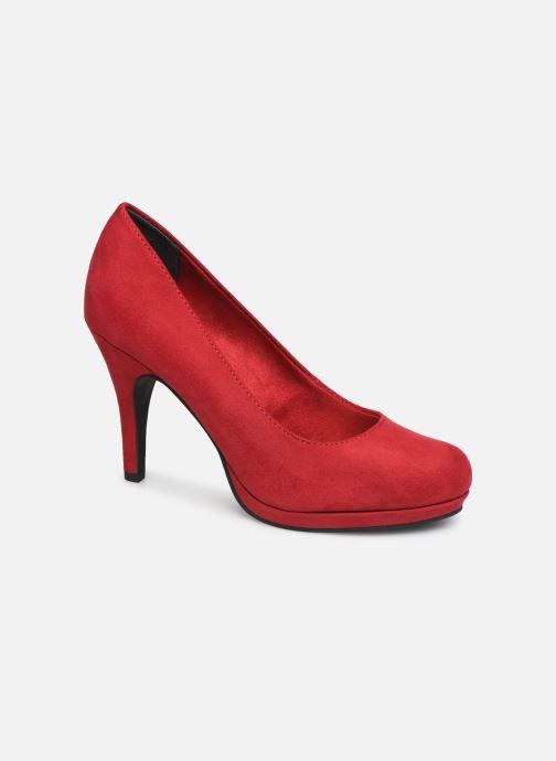 Høje hæle Tamaris Freesia Rød detaljeret billede af skoene