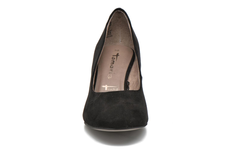 Zapatos de tacón Tamaris Jasmin Negro vista del modelo