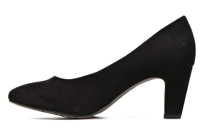 Zapatos de tacón Tamaris Jasmin Negro vista de frente