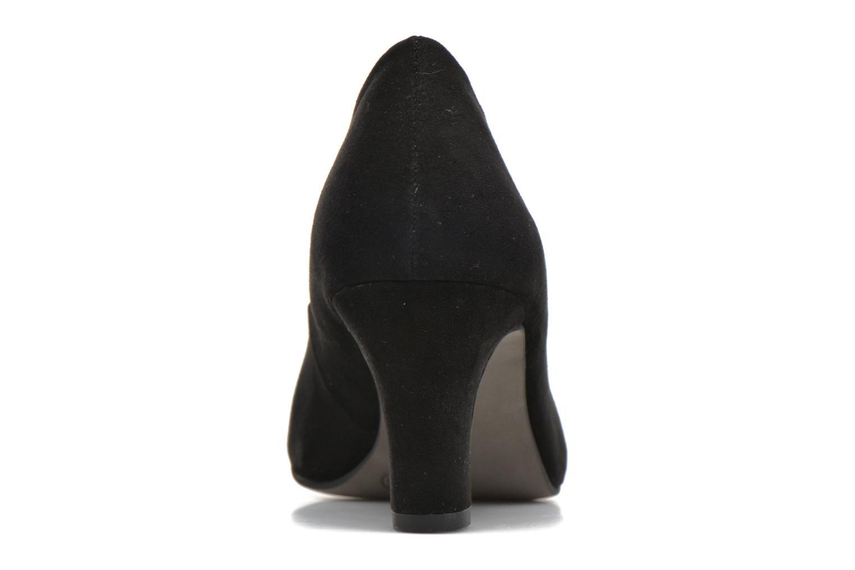 Zapatos de tacón Tamaris Jasmin Negro vista lateral derecha