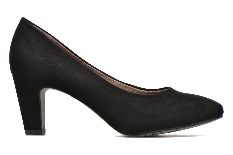 Zapatos de tacón Tamaris Jasmin Negro vistra trasera