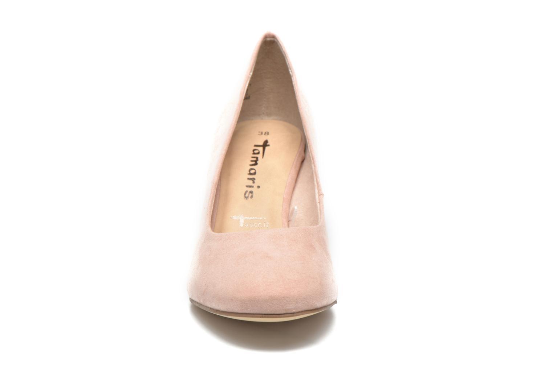 Escarpins Tamaris Jasmin Rose vue portées chaussures