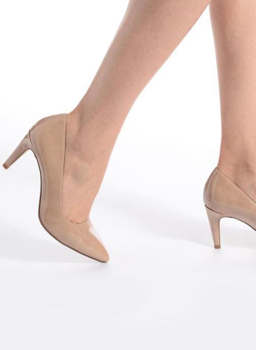Zapatos de tacón Tamaris Kaly Negro vista de abajo