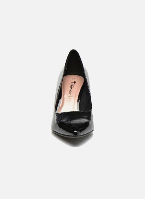 Escarpins Tamaris Kaly Noir vue portées chaussures