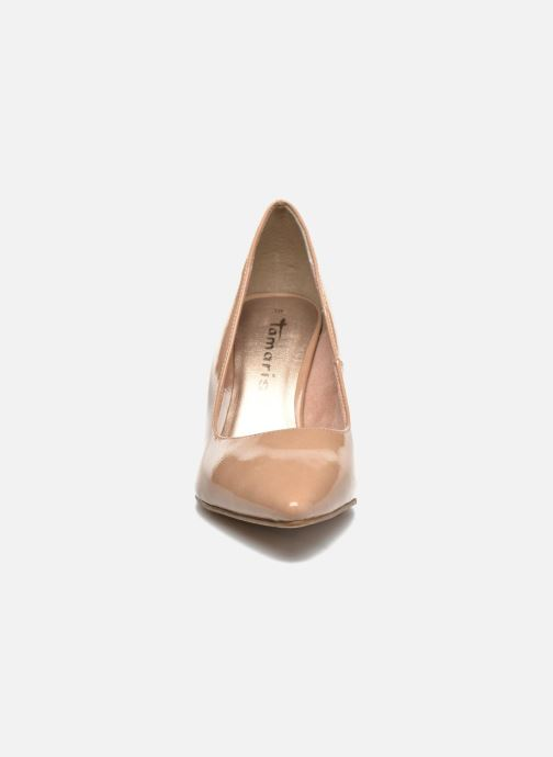 Escarpins Tamaris Kaly Beige vue portées chaussures