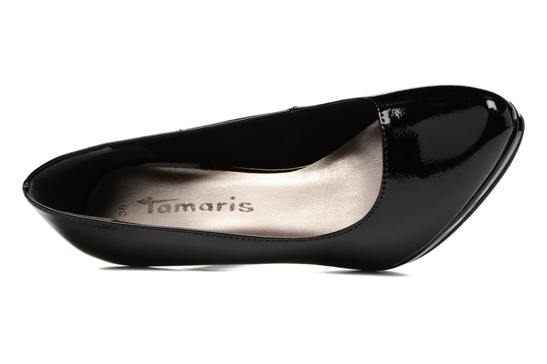 Pumps Tamaris Celia schwarz ansicht von links
