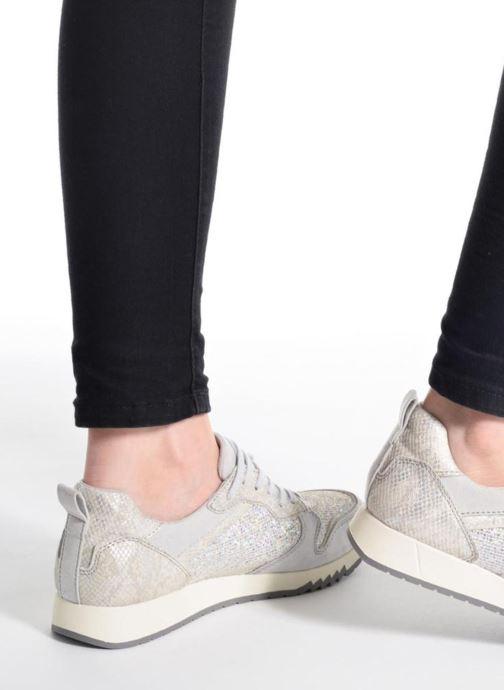 Sneakers Tamaris Mimosa Argento immagine dal basso