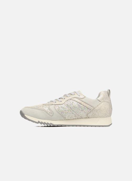 Sneakers Tamaris Mimosa Zilver voorkant