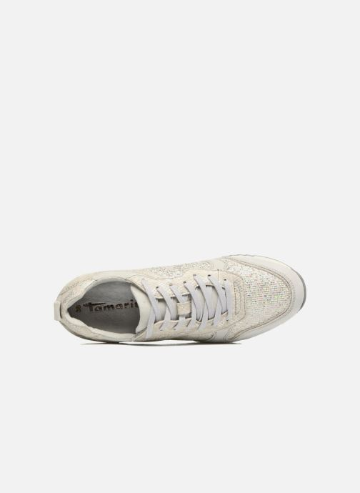 Sneakers Tamaris Mimosa Argento immagine sinistra