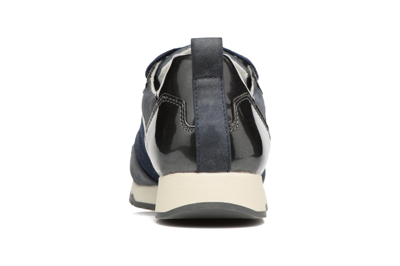Sneaker Tamaris Mimosa blau ansicht von rechts