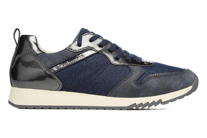 Sneaker Tamaris Mimosa blau ansicht von hinten