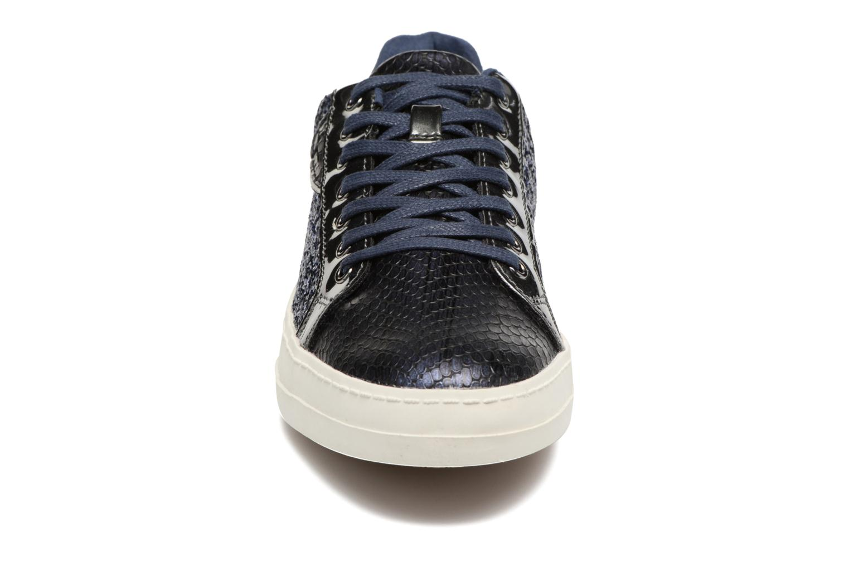 Sneaker Tamaris Narcisse blau schuhe getragen