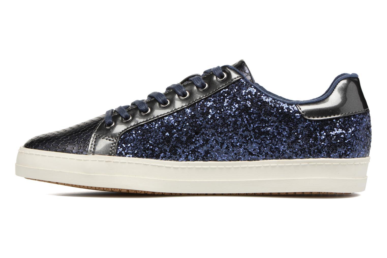 Sneaker Tamaris Narcisse blau ansicht von vorne