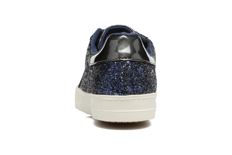 Sneaker Tamaris Narcisse blau ansicht von rechts