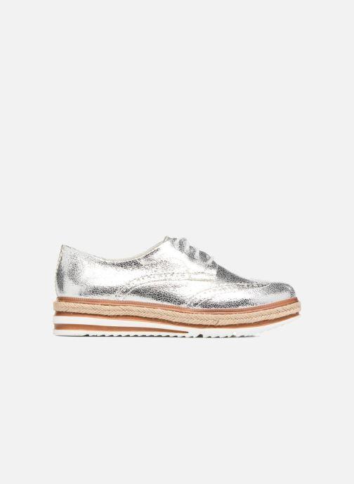 Chaussures à lacets Tamaris Pensée Argent vue derrière