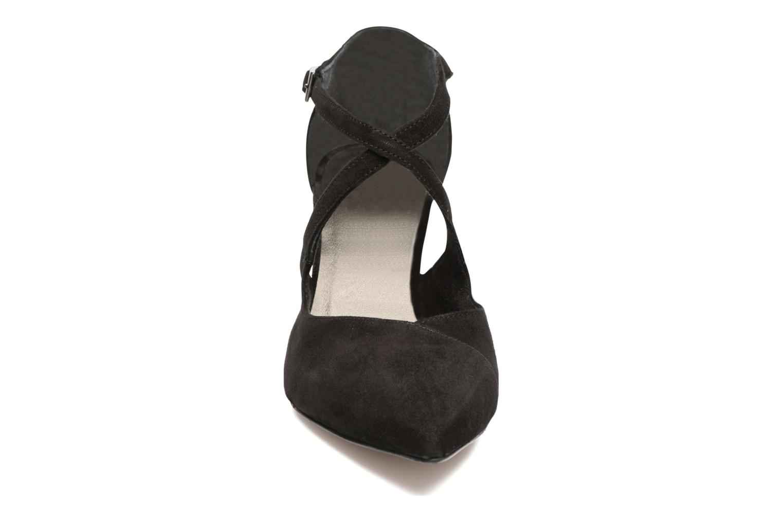 Escarpins Tamaris Volubilis Noir vue portées chaussures
