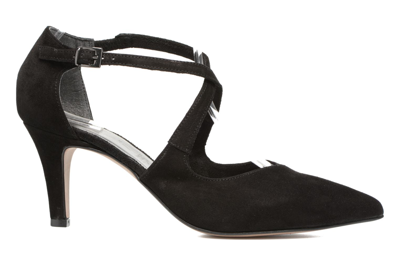 Zapatos de tacón Tamaris Volubilis Negro vistra trasera