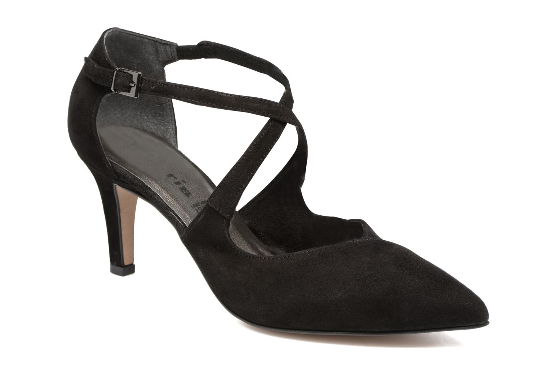 Zapatos de tacón Tamaris Volubilis Negro vista de detalle / par