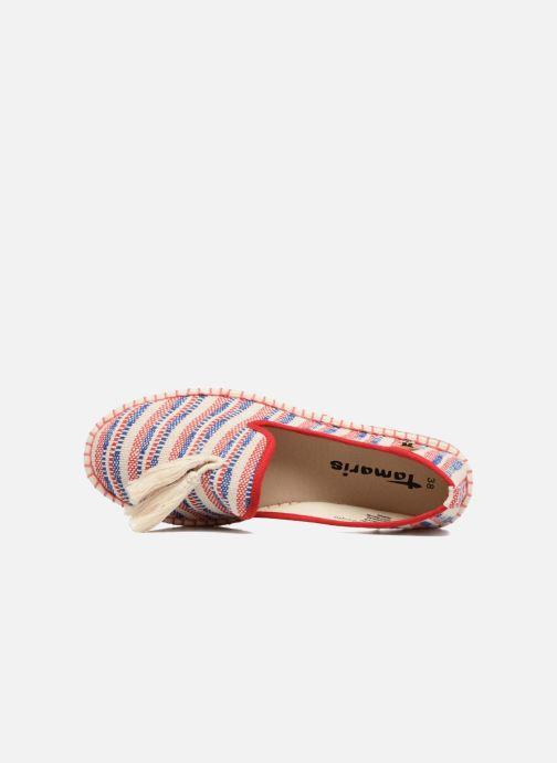 Scarpe di corda Tamaris Zinnia Multicolore immagine sinistra