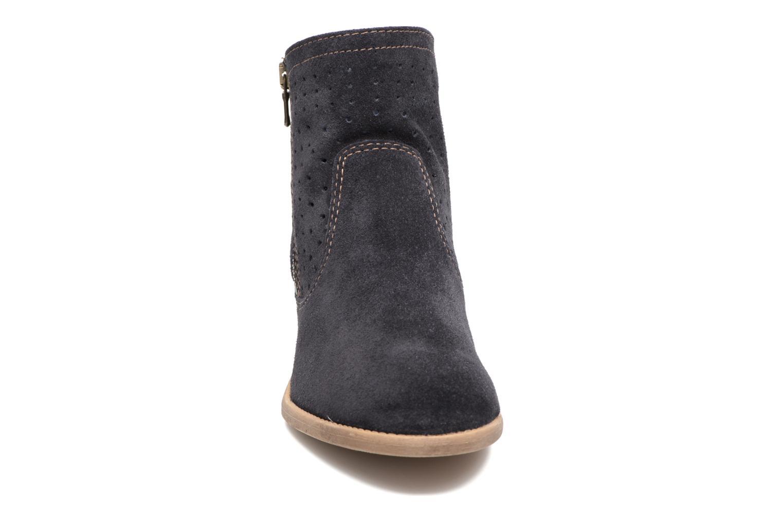 Bottines et boots Tamaris Cirse Bleu vue portées chaussures