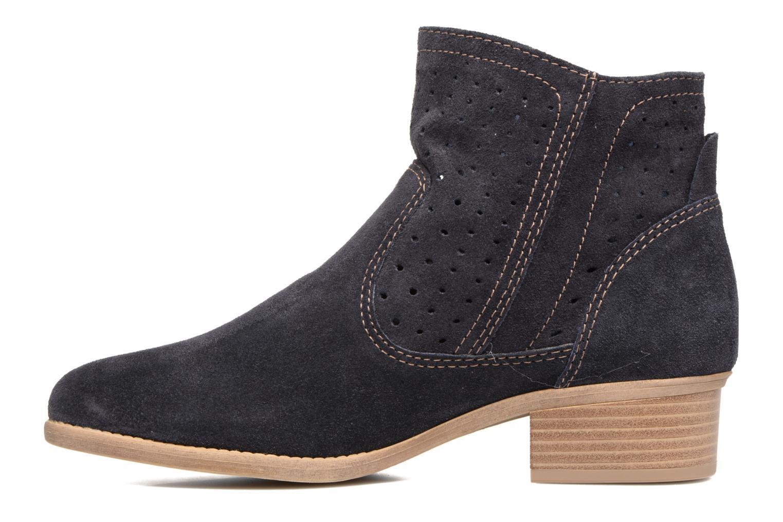 Bottines et boots Tamaris Cirse Bleu vue face
