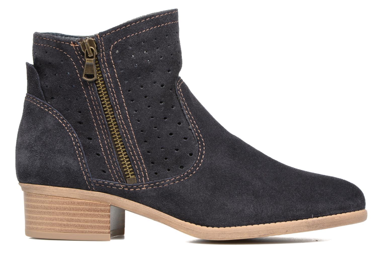 Bottines et boots Tamaris Cirse Bleu vue derrière