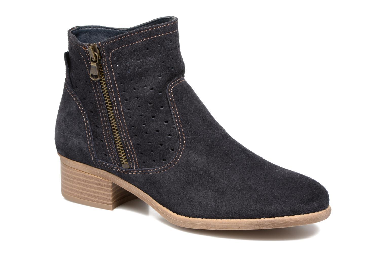 Bottines et boots Tamaris Cirse Bleu vue détail/paire